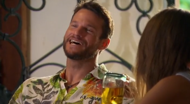 Desigual.shirt.worn.by.Jesse.Kovacs.Bachelor.In.Paradise