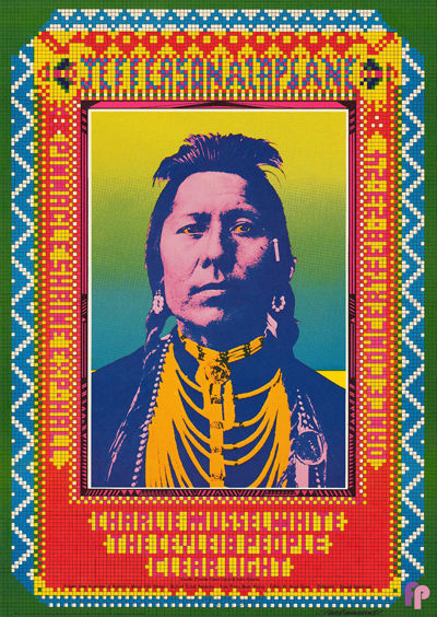 John Van Hamersveld.poster.1960s