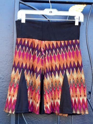 Smash skirt Alexey $69.FW2014