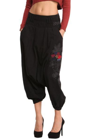 Desigual.Etnic .harem.pants.$174.FW2014