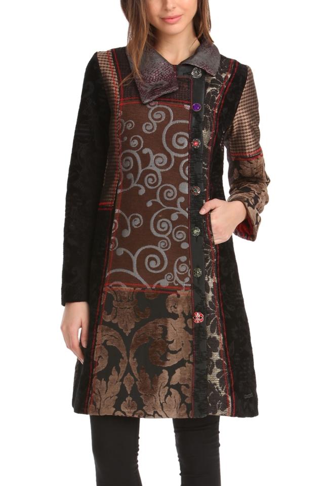 Desigual.SABRINA.coat.$477.FW2014