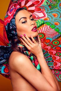 Desigual.SEDUCIO.CARRY.foulard.lookbook.FW2014