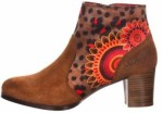 Desigual SELVA ankle boots. Take 25% off the regular price of $189.