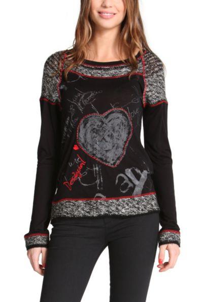 Desigual.Azahara.Tshirt.$109.FW2014