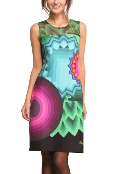 Desigual.CHEEVER.DRESS.coloured.$154.fw2014