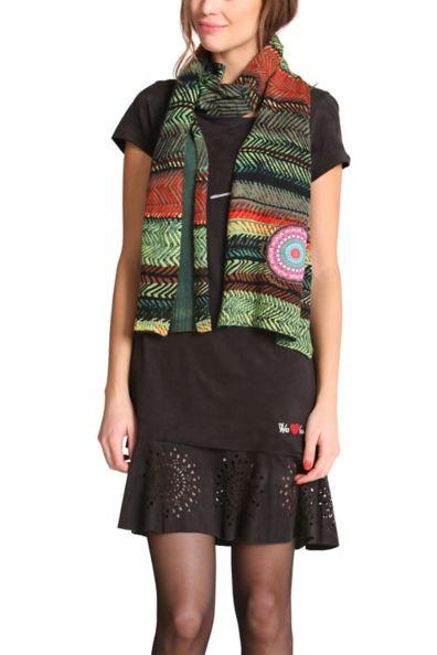 Desigual.Ishburi.scarf.$114.FW2014