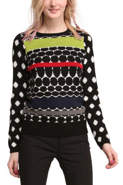 Desigual Meikauish.$174.Lacroix.sweater.FW2014