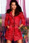 Desigual ROXANA winter coat. Was $314. Now 30% off -- $220. Fall-Winter 2014 collection.