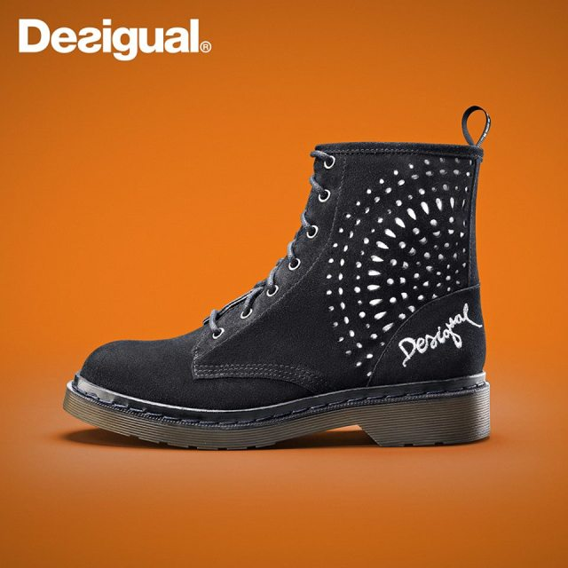 Desigual ROSELLA boots, suitable for urban freedom fighters. $219.