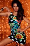 Desigual JANET dress. Was $154. Now on sale for 25% off. Fall-Winter 2014.