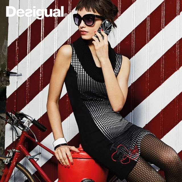 Desigual.NEUSIFU.DRESS.FW2014