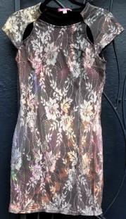 Smash.dress.Pink. lace.$108.FW2014