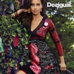 Desigual TIJAT dress now on sale at 25% off.