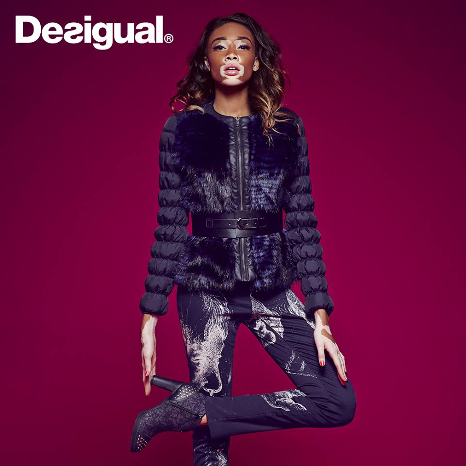 4cefb1a1307 Desigual winter clearance sale – Up to 40% off