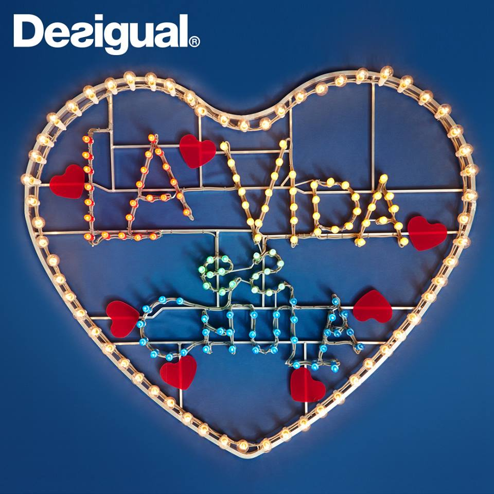Winter Clearance Sale On Desigual 20 To 35 Off
