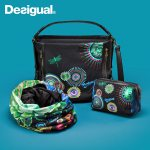 Desigual messenger bag with dragonfly, now 20% off.