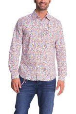 Desigual CROMITOMI shirt. $99. 100% cotton. Spring-Summer 2015 collection for men, now at Angel Vancouver.