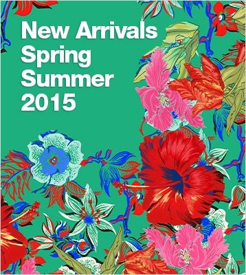 Desigual's Spring-Summer 2015 collection, now at Angel Vancouver in Gastown.