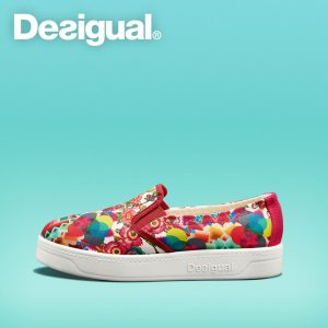 Desigual.floral.slipon.shoe.SS2015