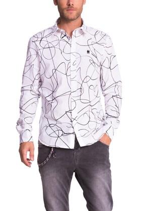 Desigual GARaBATT shirt $74. Spring-Summer 2015.