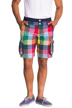 Desigual LORER cotton short. $110. Spring-Summer 2015.