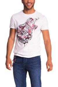 Desigual MARC T-shirt. $66. Spring-Summer 2015.