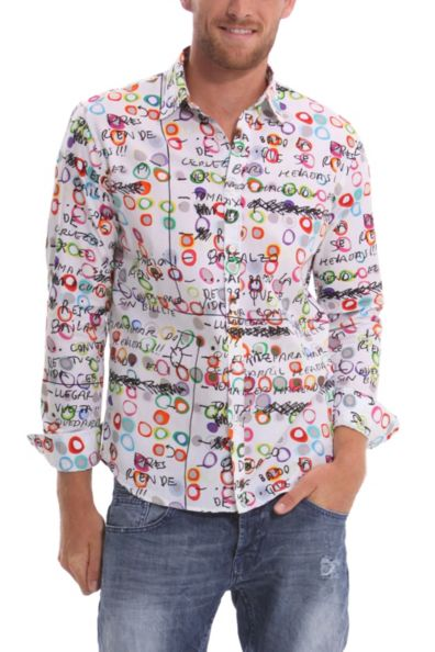 Desigual MANOLOS WAY shirt.