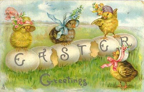 vintage-easter-chicks-and-bonnets-image