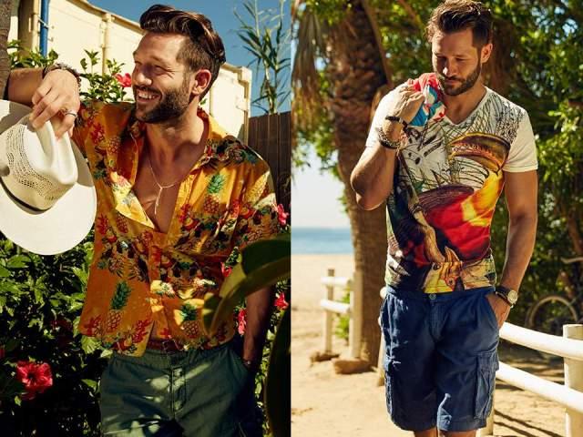 Desigual.TUCAN.PINA.shirt.and.Tucan.tshirt.SS2015
