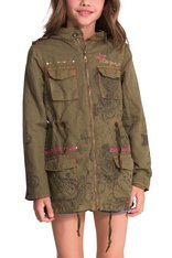 Desigual.Vega.kids.coat.$119.SS2015