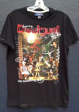 Desigual.MINAS.t-shirt.$74.SS2015