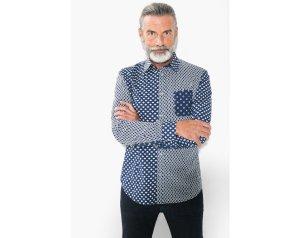 Desigual BILL shirt. $115. Fall-Winter 2015