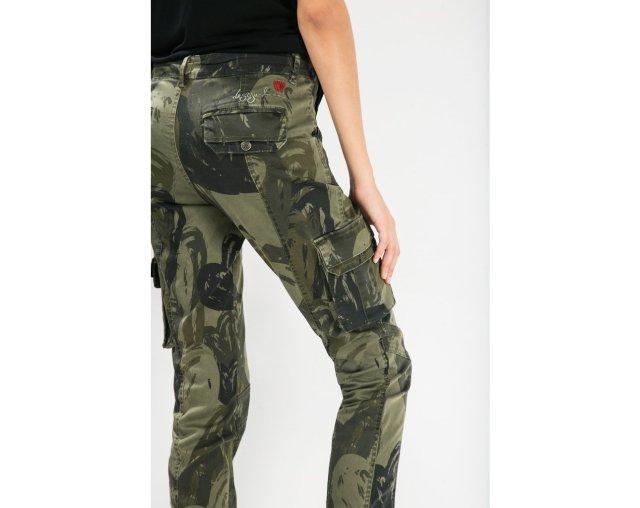 Desigual OCSURO pants. $139. Fall-Winter 2015.