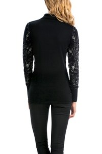 Desigual MIGAS sweater by Christian Lacroix. $139.95. Fall-Winter 2015 collection.