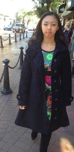 Shaolin.Desigual.coat.and.dress