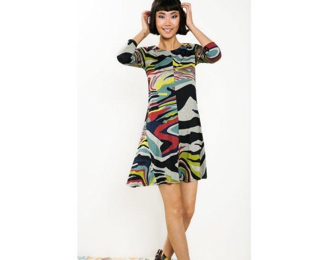 Desigual.DRESS.ONAMON.by.Christian.Lacroix.$169.95.FW2015.2