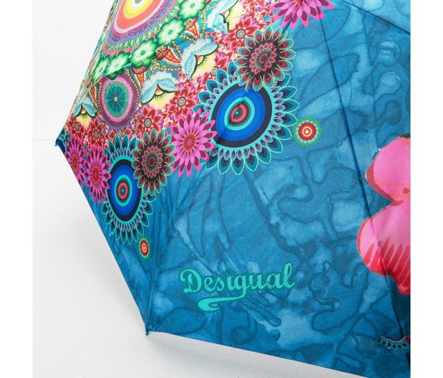 Desigual UMBRELLA LAKEY. $49. Fall-Winter 2015.