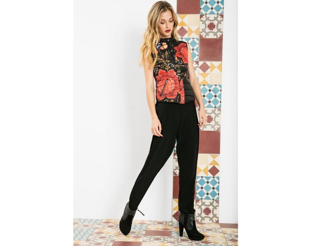 Desigual VEST PHANTASIA by Christian Lacroix. $114.95. Fall-Winter 2015