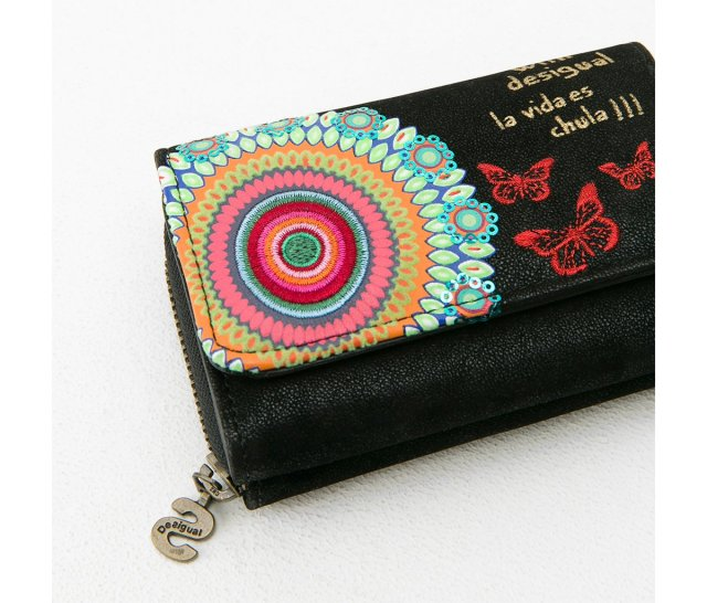 Desigual WALLET MARIA CANDY. $66. Fall-Winter 2015