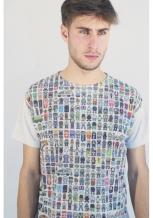Compañía Fantástica DARVEL T-shirt. $49. Fall-Winter 2015.