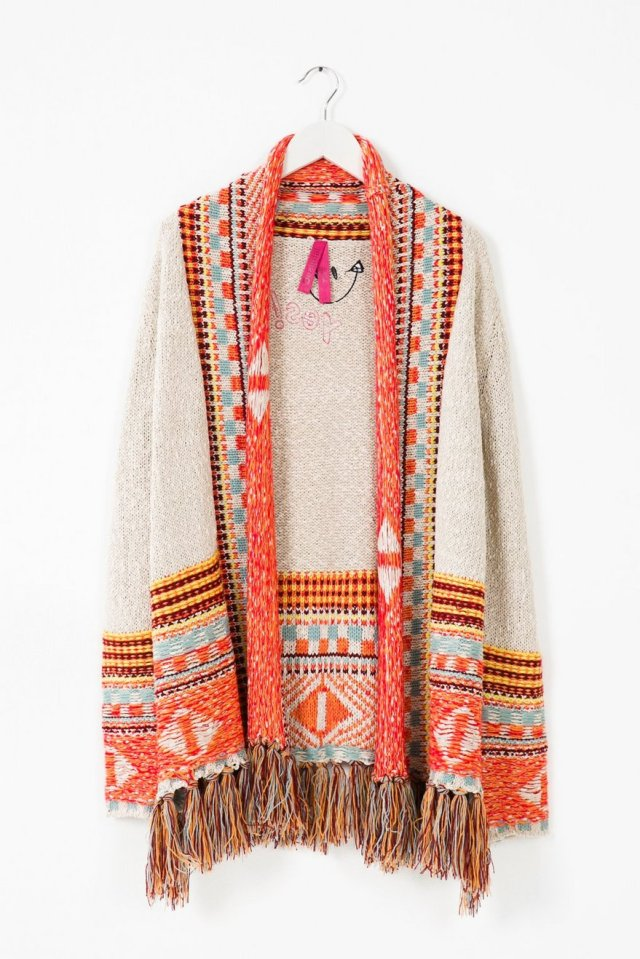 Desigual ISLA CARDIGAN. $199.95. Fall-Winter 2015.