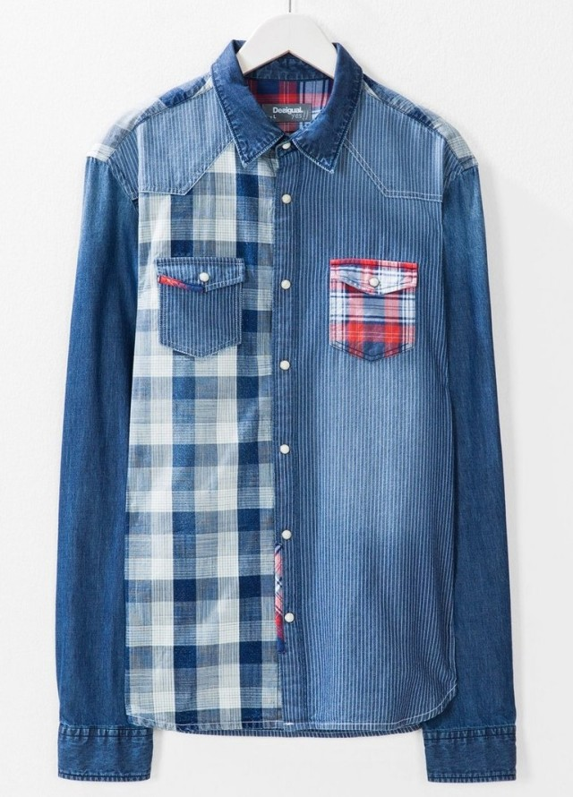 Desigual DANI shirt. $135.95. Fall-Winter 2015