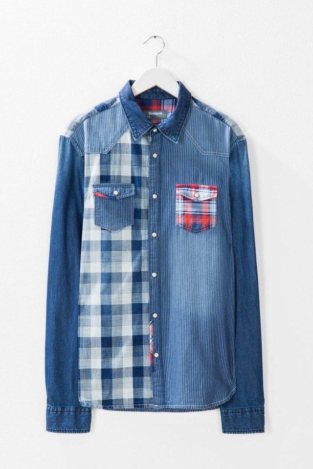 Desigual DANI shirt. $135.95. Fall-Winter 2015