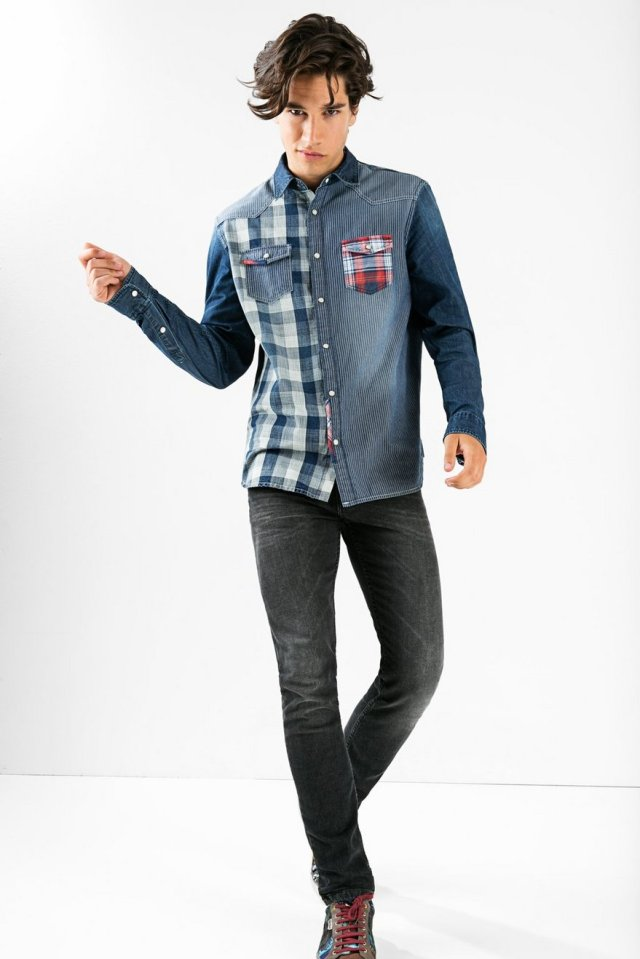 Coming soon: Desigual DANI shirt, $135.95. Fall-Winter 2015.
