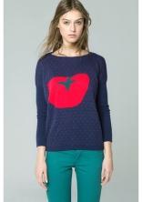 Compañía Fantástica TOMATO sweater. $72.