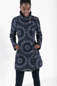 Desigual EMY-LEE coat. $309. Fall-Winter 2015. Now on sale at 30% off ($217)