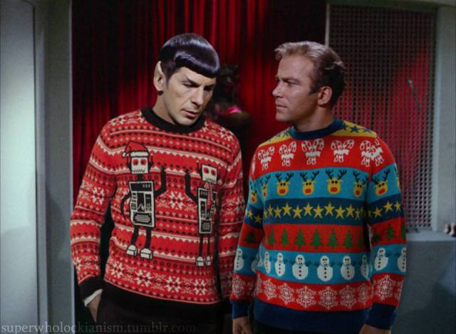 Spock.Christmas.robot.sweater.