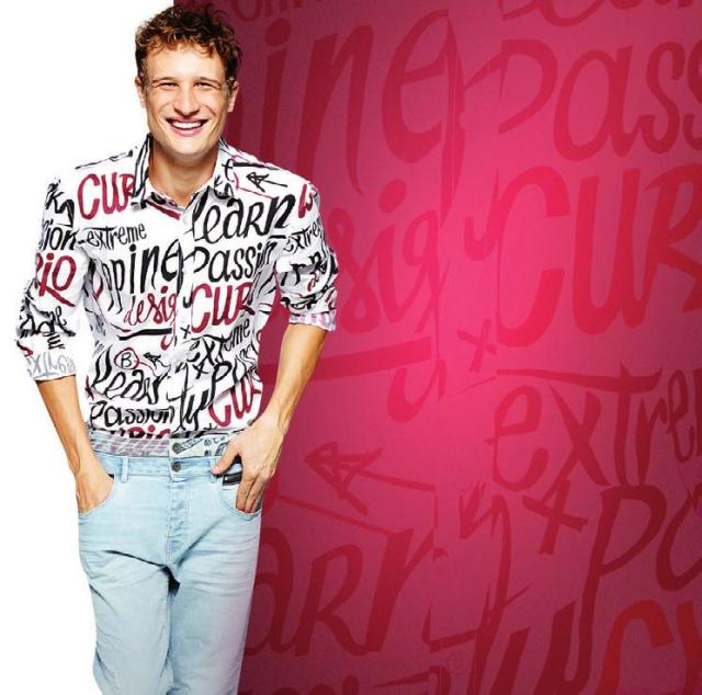 Desigual JULIO shirt. $125.95. Spring-Summer 2016.