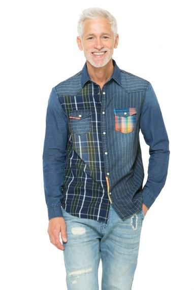 Desigual CAI shirt. $129.95. Spring-Summer 2016.