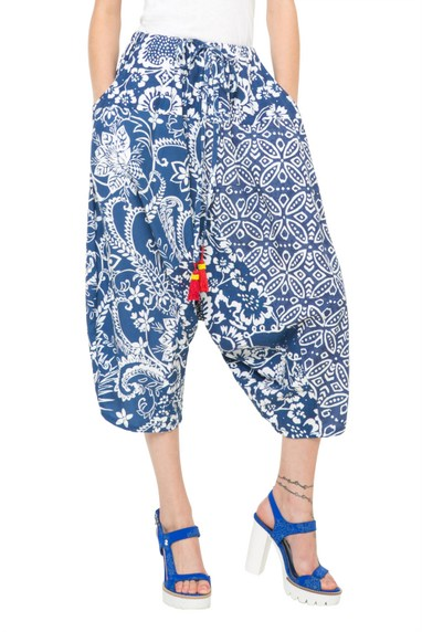 Desigual ETHNIC ISLAND pants. $155.95. Spring-Summer 2016